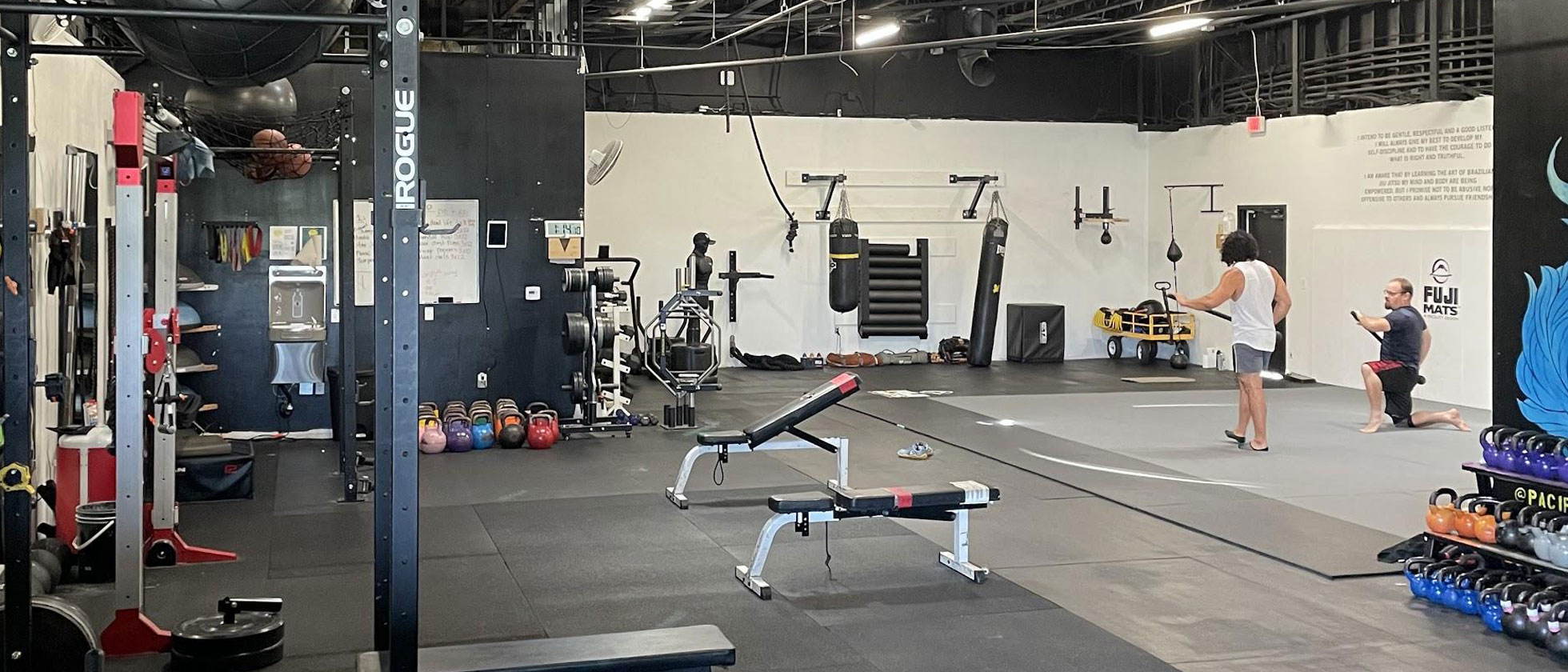 Why Pacific Beach Training Is Ranked One of the Best Gyms In San Diego, California
