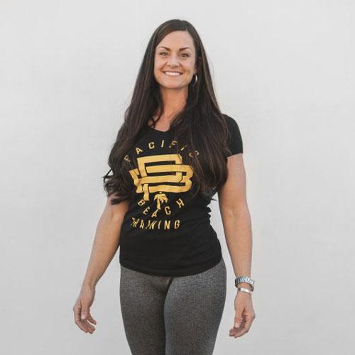 Briana Murray Personal Trainer Near Mission Beach, California